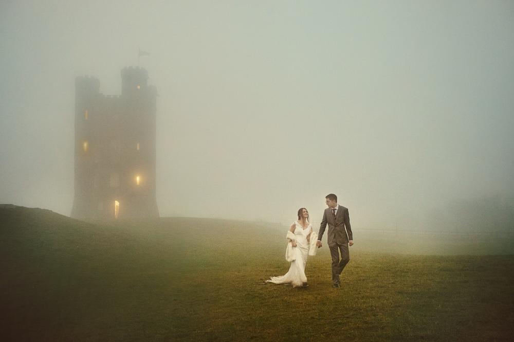 wesele zamek gniew