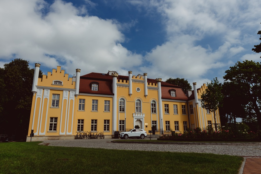Hotel Quadrille Gdynia Orłowo