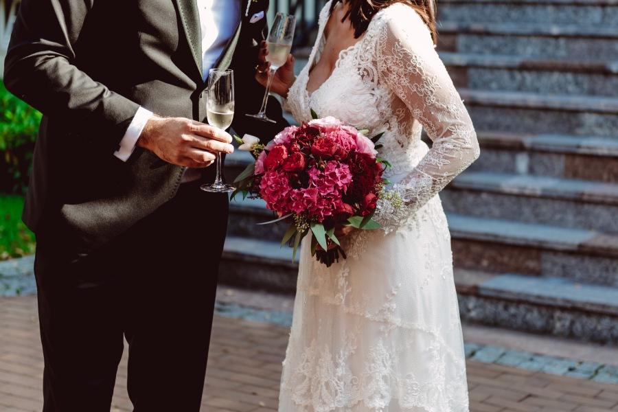 wesele w hotelu Quadrille